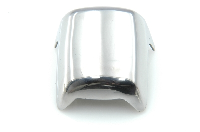 Centre cap for front bumper (French version)