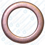 Drain plug copper washer, 16mm