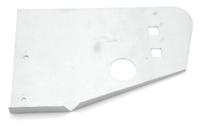 Repair section for right side of rear panel